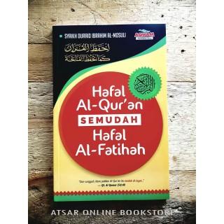 Hafal Al-Qur'an Semudah Hafal Al-Fatihah