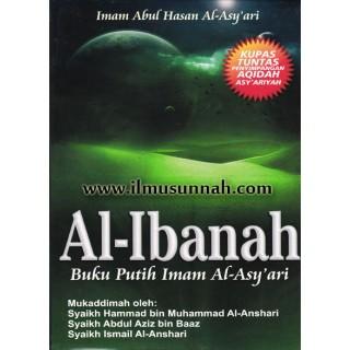 Al-Ibanah, Buku Putih Al-Imam Al-Asy'ari
