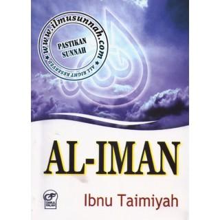 Al-Iman karya Ibnu Taimiyah