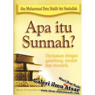 Buku Poket Apa Itu Sunnah?