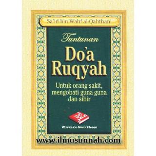 Buku Poket Tuntunan Doa Ruqyah