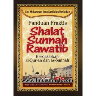 Buku Poket Panduan Praktis Shalat Sunnah Rawatib