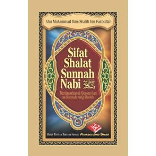 Buku Poket Sifat Shalat Sunnah Nabi S.A.W.