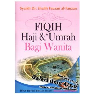 Buku Poket Fiqih Haji & Umrah Bagi Wanita