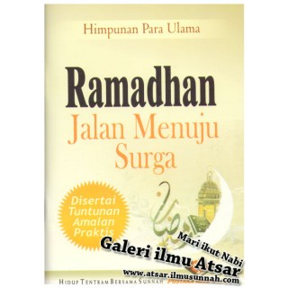 Buku Poket Ramadhan Jalan Menuju Surga