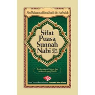 Buku Poket Sifat Puasa Sunnah Nabi Shallallahu alaihi wa Sallam