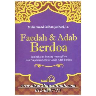 Faedah & Adab Berdoa