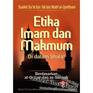 Buku Poket Etika Imam dan Makmum di Dalam Shalat