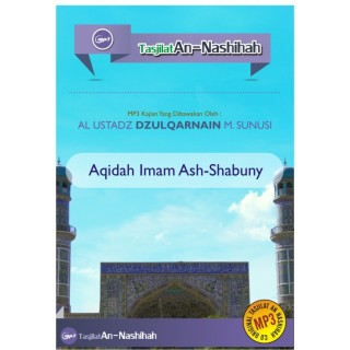 CD MP3 Aqidah Imam Ash-Shabuniy