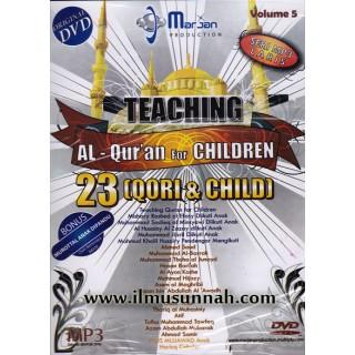 Teaching al-Qur'an for Children DVD MP3