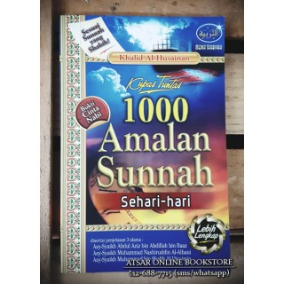 1000 Amalan Sunnah Sehari-hari