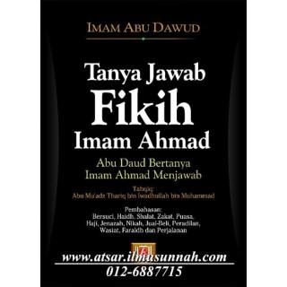 Tanya Jawab Fikih Imam Ahmad (Terjemahan Masail Imam Ahmad oleh Imam Abu Dawud)