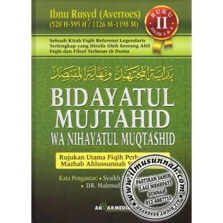 Bidayatul Mujtahid, Rujukan Fiqh Perbandingan Mazhab karya Ibnu Rusyd