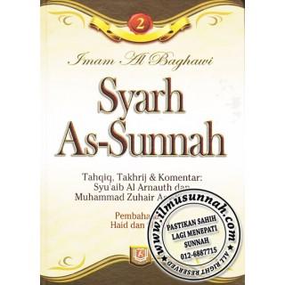 Syarh as-Sunnah karya Imam al-Baghawi (Jilid 2)