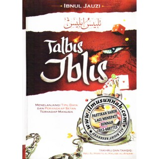 Talbis Iblis karya Imam Ibnul Jauzi