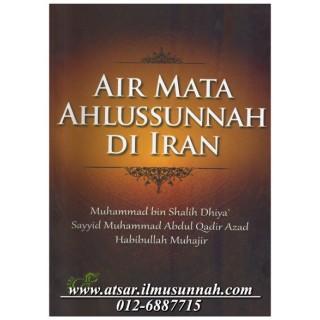 Air Mata Ahlussunnah di Iran