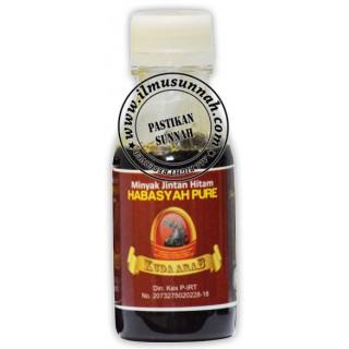 Minyak Habbatus Sauda (Habasyah Pure) 120ml Cap Kuda Arab