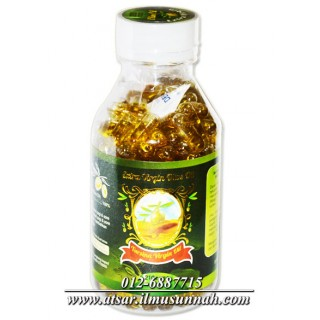 Tursina Extra Virgin Olive Oil 210 Kapsul