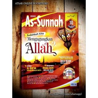 Majalah As-Sunnah Edisi Februari 2018 (Jumadil Awwal 1439H)