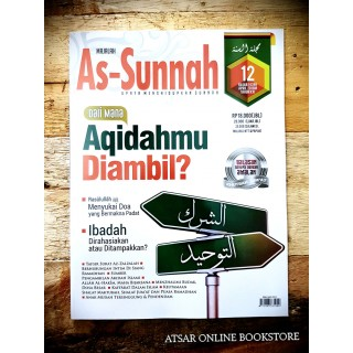 Majalah As-Sunnah Edisi Rejab 1439H (April 2018)
