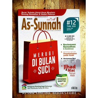 Majalah As-Sunnah Edisi April 2019 (Sya'ban 1440H)