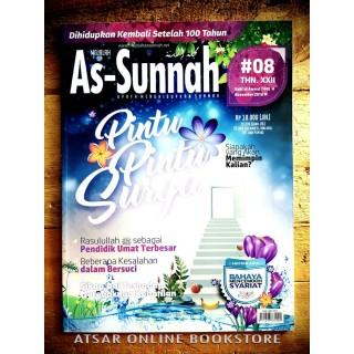 Majalah As-Sunnah Edisi Disember 2018 (Rabiu-ul Akhir 1440H)