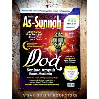 Majalah As-Sunnah Edisi September 2018 (Muharram 1440H)