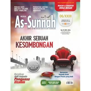Majalah As-Sunnah Edisi Oktober 2019 (Safar 1441H)