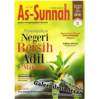 Majalah As-Sunnah Edisi April 2013