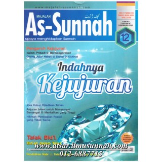 Majalah As-Sunnah Edisi April 2015M