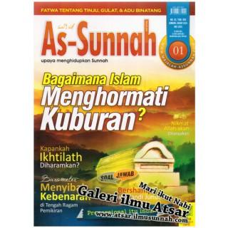 Majalah As-Sunnah Edisi Mei 2013