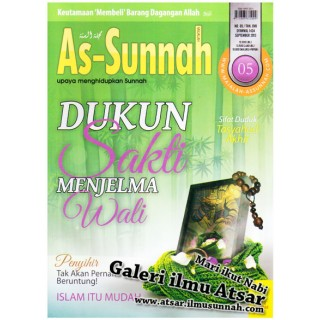 Majalah As-Sunnah Edisi September 2013