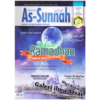 Majalah As-Sunnah Edisi Jun 2014 (Edisi Ramadhan)