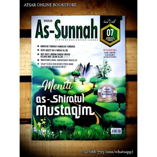Majalah As-Sunnah Edisi November 2017 (Shafar 1439H)
