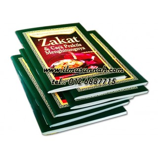 Buku Poket Zakat & Cara Praktis Menghitungnya