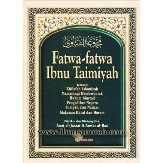 Fatwa-fatwa Ibnu Taimiyyah Tentang Kekhalifahan