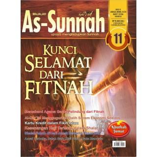 Majalah As-Sunnah Edisi Mac 2016