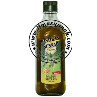 Extra Virgin Olive Oil 500ml (Sham Brand)