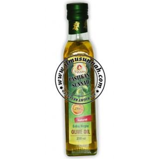 Extra Virgin Olive Oil 250ml (Sham Brand)