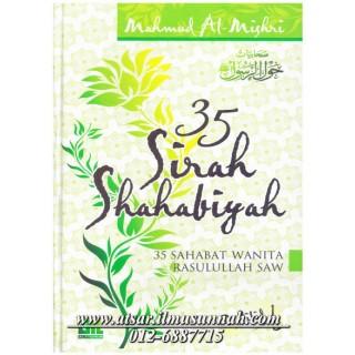 35 Sirah Shahabiyah (lengkap 2 jilid)