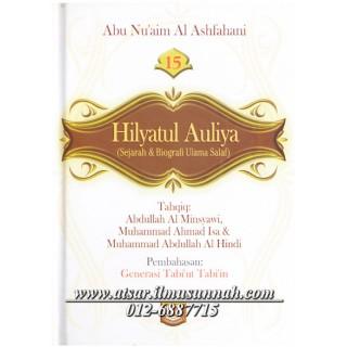 Hilyatul Auliya (Sejarah & Biografi Ulama Salaf) Jilid 15, Generasi Tabi-ut Tabi-in