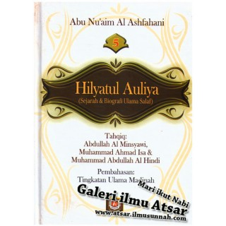 Hilyatul Auliya' (Sejarah & Biografi Ulama Salaf) Jilid 5, Tingkatan Ulama Madinah