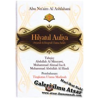 Hilyatul Auliya' (Sejarah & Biografi Ulama Salaf) Jilid 7, Tingkatan Ulama Madinah
