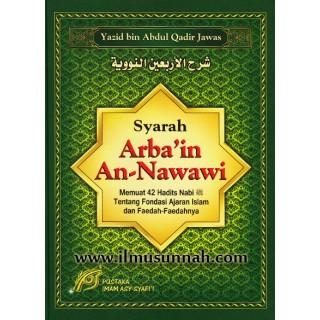 Syarah Arba'in An-Nawawi susunan Ustaz Yazid bin Abdul Qadir Jawas