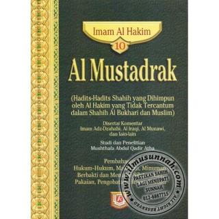 Al-Mustadrak Karya Al-Hakim Jilid 10 (Hukum-hukum, makanan, pakaian, perubatan, dll.)
