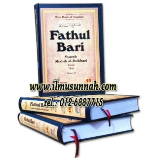 Fathul Bari Syarah Shahih Al-Bukhari Jilid 15 (Kitab Haji II)