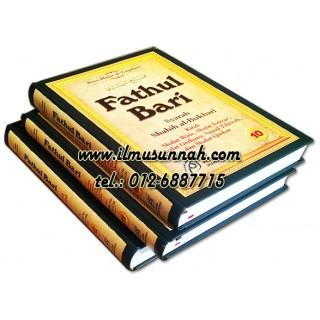 Fathul Bari Syarah Shahih Al-Bukhari Jilid 10 Kitab solat Witr, Istisqa', Gerhana, Solat Qashar