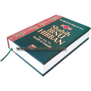 Shahih Ibnu Hibban Tahqiq Syu'aib Al-Arnauth (Jilid 1-8)