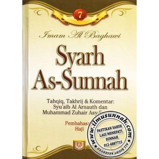 Syarh as-Sunnah karya Imam al-Baghawi (Jilid 7), Perbahasan Haji & lain-lain