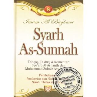 Syarh as-Sunnah karya Imam al-Baghawi (Jilid 8), Perbahasan Hadiah, Faraidh, Nikah, Thalaq, dan Iddah
